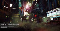 ArtStation - The Raiding Party, Randy Catequista Alexander The Great, Zbrush, My Works, Lions, Design Art, Digital Art, Army, Artwork, Medium