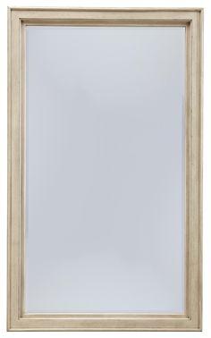 Glas Italia Diva Modern Floor Standing Mirror by Jean-Marie Massaud ...
