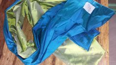 #Pollyfreeshape #woman #scarf #sciarpa #stola #shantung #silk #organza