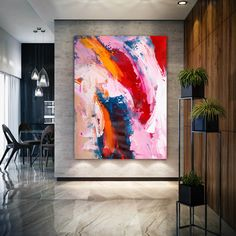 Abstract painting Decor - Large Original Artwork, Abstract Painting on Canvas, Textured Palette Knife Modern Wall Decor, Contemporary Handmade Colorful artwork Large Artwork, Large Canvas Art, Colorful Artwork, Extra Large Wall Art, Large Painting, Texture Painting, Canvas Artwork, Knife Painting, Big Wall Art
