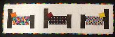 Row by Row Experience block designed by Ruthie Snell