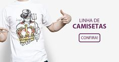 Casa do Cigano - A Maior Loja de Umbanda e Candomblé do Brasil Mens Tops, T Shirt, Fashion, Brazil, T Shirts, Supreme T Shirt, Moda, Tee Shirt, Fashion Styles