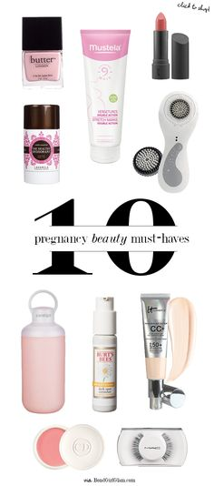 The Glow // Pregnancy Beauty Must-Haves | BondGirlGlam.com