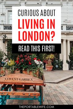 Thinking of moving to London? Living in London as an expat is full of surprises, especially if you move to London from America. The first year of London life is a whirlwind, from finding a place to rent to discovering the best London cafes for working. And it all began with the thought of I want to move to London: where do I start? | London expat blog | London life blog | London lifestyle | Moving to the UK | Move to London for a year | American expat blog | Moving to England | #london… Moving To England, Moving To The Uk, London In August, London Cafe, London Lifestyle, Places To Rent, My First Year, London Photos, London Travel