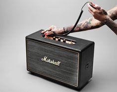 マーシャル、家庭用スピーカー「Marshall Hanwell」を発表