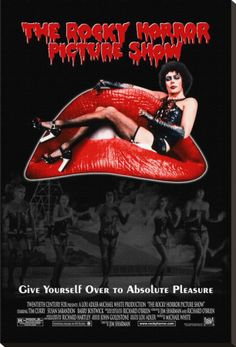 Rocky Horror Picture Show, The (1975) Pôsters na AllPosters.com.br