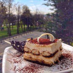 Enfes tatlılarımızla lezzeti, keyifli ve tatlı bir gün için #Koruİstanbul siz değerli misafirlerini bekliyor!  #Koruİstanbul is waiting its precious guests with delicious desserts for a joyful and sweety day!