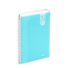 ($14) This super bright planner covers 18 months, starting in July, and has tabs for pretty much everything you can think of, so you can get crazy organized. Or not––that's cool too.