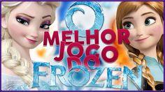 o MELHOR JOGO do FROZEN - snowball fight