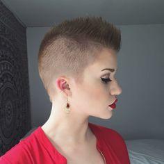 peinado mohicano original