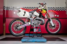 Honda CR 250 R Factory Honda J.McGrath 1996