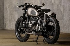 1983 BMW R80 by ER Motorcycles.