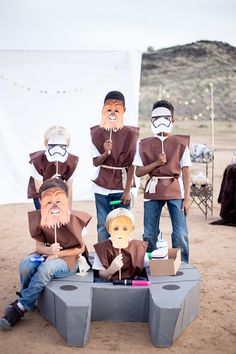 Fiesta de Star Wars + descargables | Decorar en familia | DEF Deco