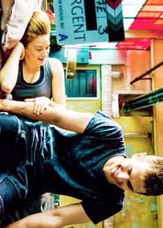 Fourtris.... now that I know then ending of this whole dumb series make me even sadder