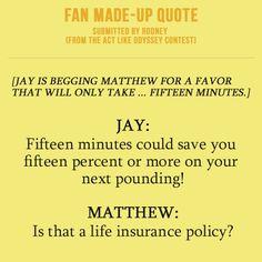 #JaySmouse #MatthewParker #AdventuresinOdyssey