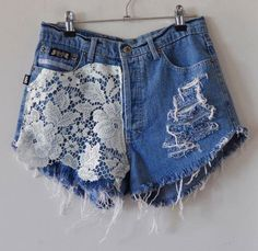 denim shorts -  outfits