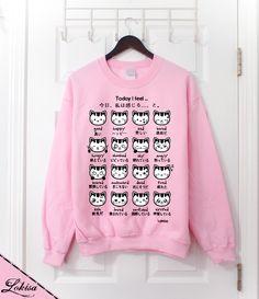 Today I feel... #kawaii #cat #kitty