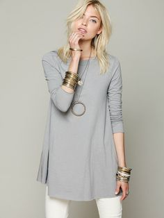Free People Beatnik Tunic, £78.00
