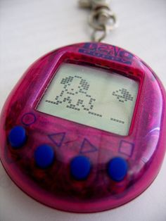 Nano pet. i used to have so many when i was little, and hated them when they died