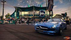 Mercedes Benz Sls Amg World Of Speed