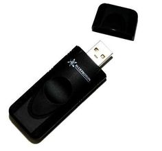BlueProton High-Gain BT3 23dbm Wireless G USB 2.0 802.11g Adapter by BlueProton. $4.00. Standard: IEEE 802.11b/g I/O Interface: USB2.0/1.1  Frequency Band: 2.412GHz ~ 2.484GHz unlicensed ISM band  Data Rate: IEEE 802.11b: 1, 2, 5.5, 11Mbps,IEEE 802.11g: 6, 9, 12, 18, 24, 36, 48, 54Mbps  Transmitter Power: 22dBm  1dBm (High-powered for better reception and transmission)  Receive Sensitivity:11Mbps: <-82dBm @8%PER. 54Mbps: <-70dBm @8%PER.  Operating Range: Up to 500M, depending on...