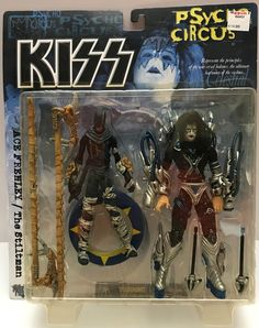 This just in at The Angry Spider Vintage Toy Store: TAS037754 - 1998 ...  Check it out here! http://theangryspider.com/products/tas037754-1998-mcfarlane-kiss-ace-frehley-the-stiltman?utm_campaign=social_autopilot&utm_source=pin&utm_medium=pin