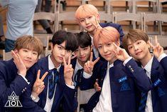 Produce x 10 Korean Tv Shows, Love U Forever, Produce 101, Boyfriend Material, Pretty Boys, My Images, Boy Groups, Rapper, Singing