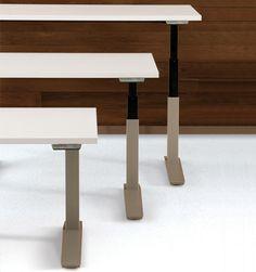 13 best height adjustable tables images adjustable height table rh pinterest com