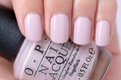 Manicure Monday: OPI Don't Bossa Nova Me Around