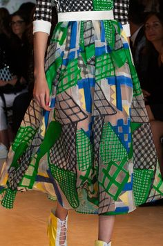 Tsumori Chisato at Paris Fashion Week Spring 2015 - Livingly