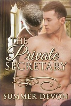 The Private Secretary by Summer Devon - Release Day Book Review