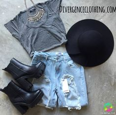 SHOP DIVERGENCE   #basic #basicoutfits #basicoutfit #floppyhat #blackfloppyhat #streetstyle #divergenceclothing #tee #cutetee #backtoschool #fall #october #halloween #fashion #style #fashionblogger