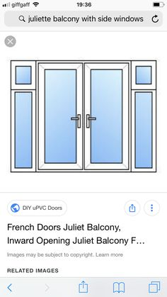 Juliette Balcony, French Doors, Loft, Windows, Lofts, Window, Ramen