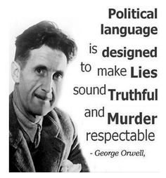 Enjoy the best George Orwell Quotes at BrainyQuote. Quotations by George Orwell, British Author, Born June Share with your friends. The Words, Wisdom Quotes, Me Quotes, Plato Quotes, Strong Quotes, Attitude Quotes, George Orwell Quotes, Great Quotes, Inspirational Quotes