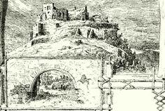 Cetatea Deva - gravuri, desene, picturi Taj Mahal, Doors, Building, Travel, Viajes, Buildings, Destinations, Traveling, Trips