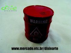 Dichavador Barril  www.mercado.etc.br/dixiearte
