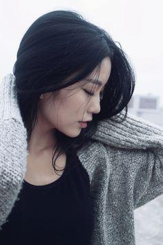 pinterest.com/fra411 #asian #beauty - Sweet heart