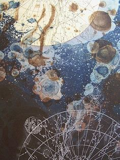 Ethereal Watercolor Art That Will Have You Reeling With Wonder Etherische aquarel kunst die je laat verwonderen Constellations, Art Inspo, Art Aquarelle, Space And Astronomy, Astronomy Stars, Hubble Space, Space Telescope, Space Shuttle, Ouvrages D'art