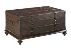 british colonial coffee table