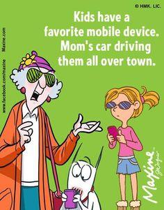 Kids' Favorite Mobil Devise