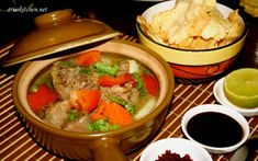 Indonesian Oxtail Soup Recipe