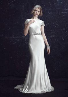 20s/30s Wedding Dress www.stjosephsguesthouse.com.au