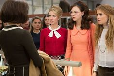 The Women Behind 'Good Girls Revolt' Think the Time Is Right to Revive the Feminist Show Amazon Prime Original Series, Amazon Prime Shows, Amazon Prime Video, Movie List, Movie Tv, Movies Showing, Movies And Tv Shows, Good Girls Revolt, Tv Shows