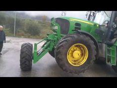 John Deere İle Son Teknoloji ! - YouTube Tractor Decor, John Deere Tractors, Kubota, Funny Clips, Heavy Equipment, Farming, Engineering, Trucks, Youtube