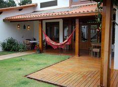Pergola With Metal Roof Backyard Garden Design, Patio Design, Backyard Patio, Dream Home Design, My Dream Home, House Design, Pergola, Indian Home Decor, Facade House