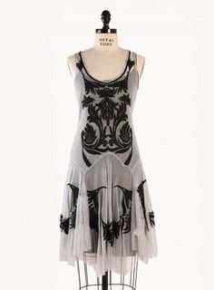 Iramina Mesh Dress | Biya by Johnny Was