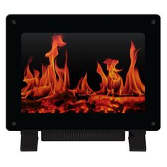 @Overstock - Bring the beauty and warmth of a fireplace to your living space with this stunning Frigidaire electric fireplace. Now you can stay cozy and enjoy all the wonderful effects of a fireplace without the hassle of chopping wood or burning expensive fuel.http://www.overstock.com/Home-Garden/Frigidaire-Dallas-Freestanding-Electric-Fireplace/7260579/product.html?CID=214117 $198.99