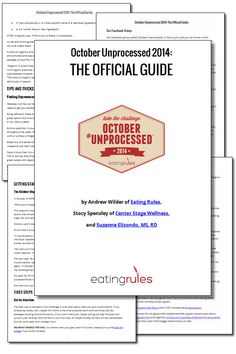 Get+The+Official+Guide+to+October+#Unprocessed!