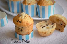 Ricotta, Muffin, Breakfast, Food, Morning Coffee, Essen, Muffins, Meals, Cupcakes