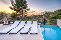 The Bohlig Residence located in Glendale, California #kidandcoe #bringthekids #propertyoftheday